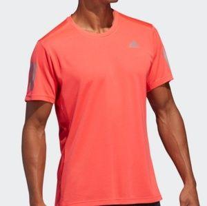 Adidas Own the run Reflective Men's  Tee Small
